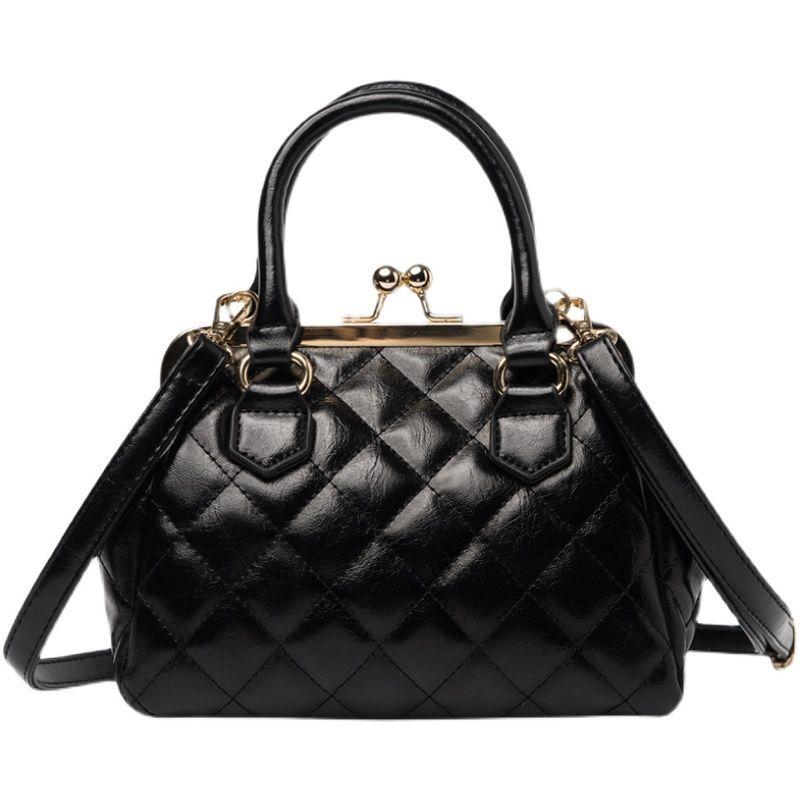 Vintage Fashion Diamond Hand Bag Bags Women Shoulder Crossbody Bag 2021 New Tote Women's Handbags Purses free shipping