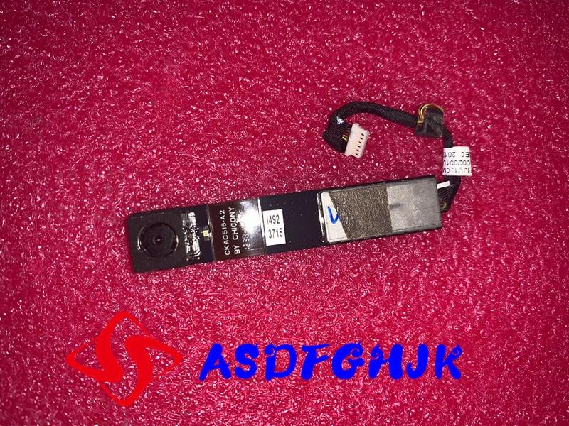 Auténtico para cámara web trasera Acer Iconia W701, cámara web CKAC516-A2 prueba, buen envío gratis