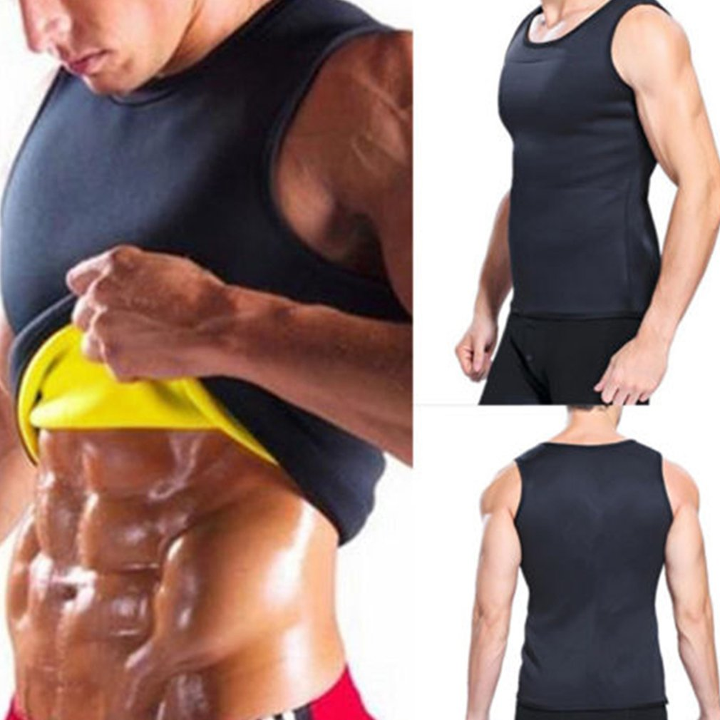 Men Waist Trainer Vest Slimming Belt Belly Men Slimming Vest Body Shaper Neoprene Fat Burning Waist Shaperwear Sweat Corset slimming belt belly men slimming vest body shaper neoprene abdomen fat burning shaperwear waist sweat corset weight