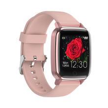 Pulsera inteligente para mujer, reloj deportivo, monitorización impermeable, ciclo fisiológica femenino, pulsera deportiva para mujer, regalo para mujer