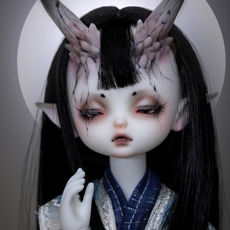 Shuga fée Yonza poupée bjd1/6 Anime Figure poupées jouets pour enfants Surprise cadeaux DC DZ dragon livraison directe 2020