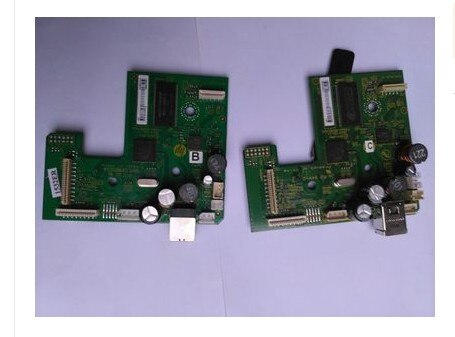 PCA ASSY-اللوحة الرئيسية للتنسيق ، لوحة المنطق الرئيسية لـ HP deskjet GT5810 GT5820 GT 5810 5820