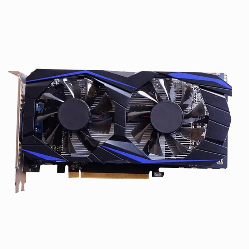 Видеокарта LX0B GeForce GTX 550 1 ГБ GDDR5, 192 бит, для ПК, для настольных ПК с низким уровнем шума и сверхвысоким разрешением, дискретная видеокарта для ПК