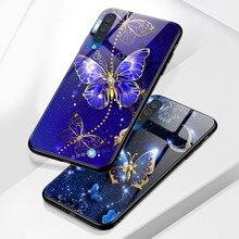 Para Funda Samsung Galaxy A5 2017 A3 2016 A7 2018 A8 más A6 A70 A50 A40 A30 A20 A10 A10S A20S A30S A50S A20E cubierta del teléfono