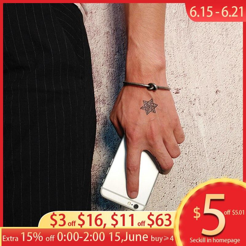 Vnox Simple ancien mode noeud Manchette Bracelet Manchette Bracelet pour hommes femmes acier inoxydable Pulseiras Chic décontracté unisexe bijoux