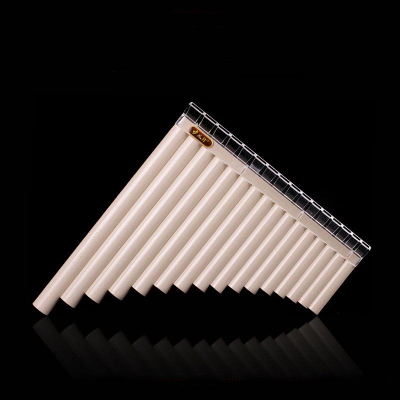 16/18 труб кастрюля panfleet музыкальные инструменты xiao panflute C key|Китайская продольная