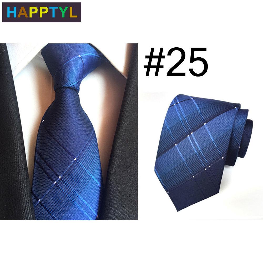 Happtyl 1 pçs gravata masculina cravat luxo pequeno padrão floral casamento gravata