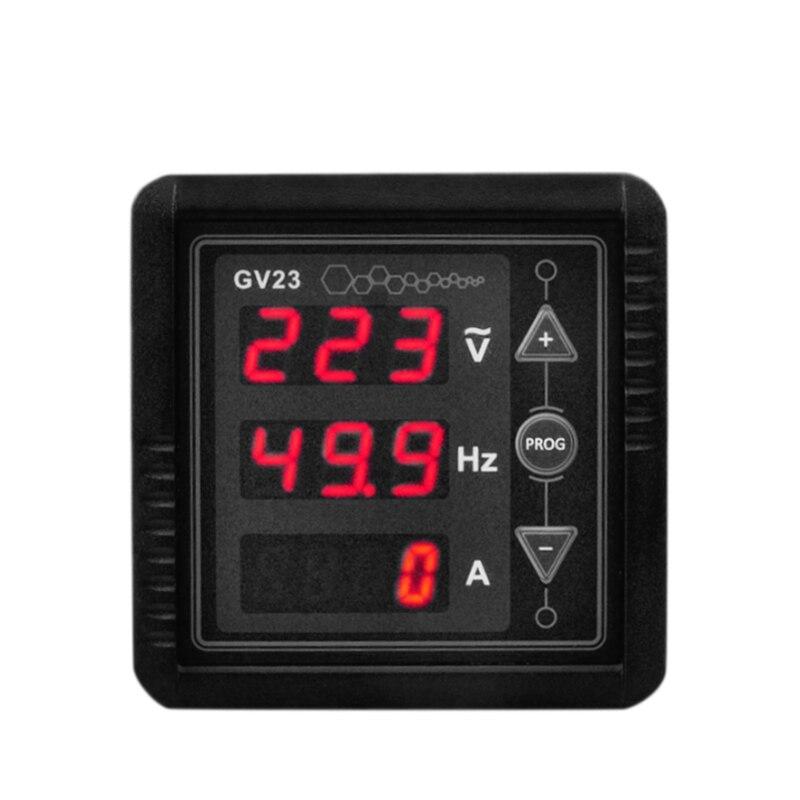 مولد رقمي متر التيار المتناوب الجهد تردد الحالي متر فاحص لوحة BC-GV23 مع رقم المسار 12002873