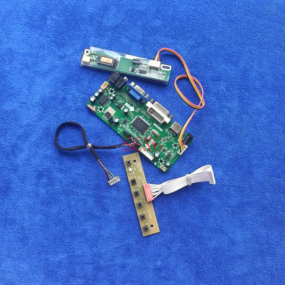 ل HT14X11/HT14X12/HT14X13 عدة VGA DVI HDMI-متوافق 1024*768 LCD مصفوفة 1CCFL M.NT68676 تحكم لوحة للقيادة LVDS 20-Pin