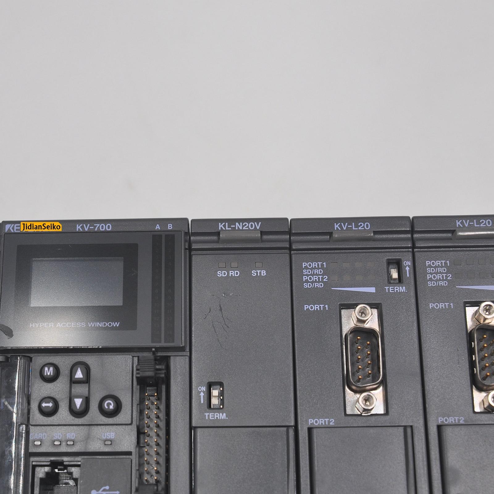KV-700 PLC module KV-L20 KV-L20V programmable controller enlarge