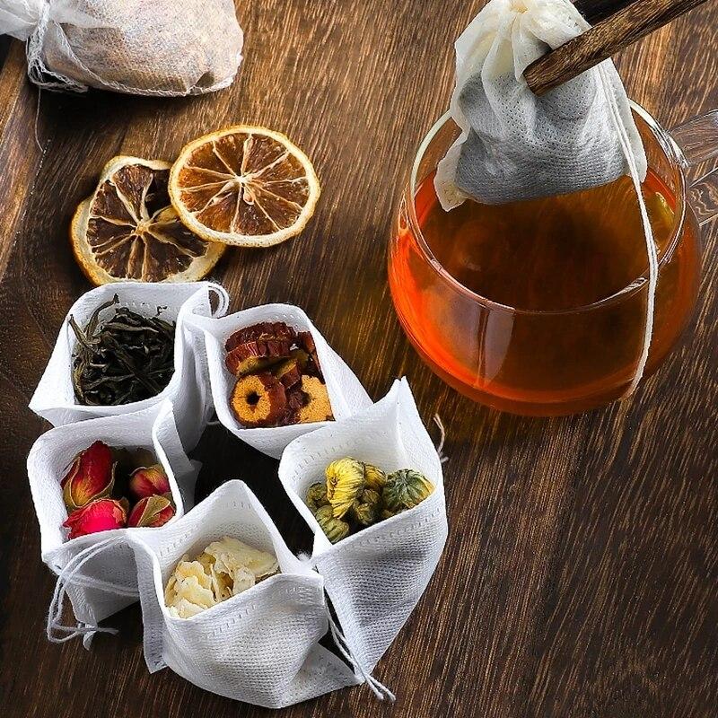 Одноразовые чайные пакеты, фильтры, многоразовые сетчатые фильтры, сетчатые кухонные фильтры для специй, кофе, чая, пищевого класса