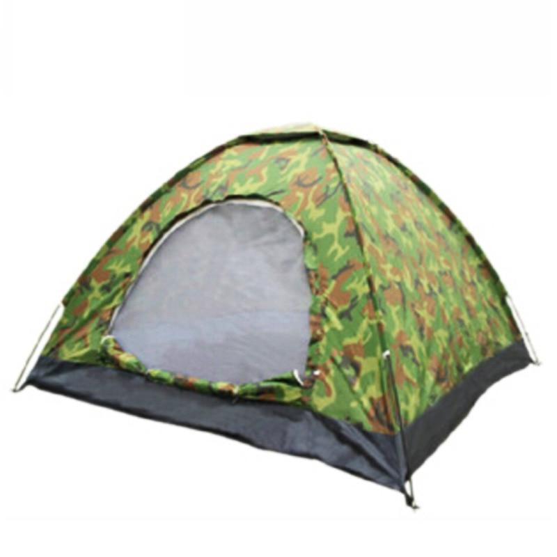 Naturehike-tienda de campaña impermeable, equipo para acampar al aire libre, senderismo, cuatro...