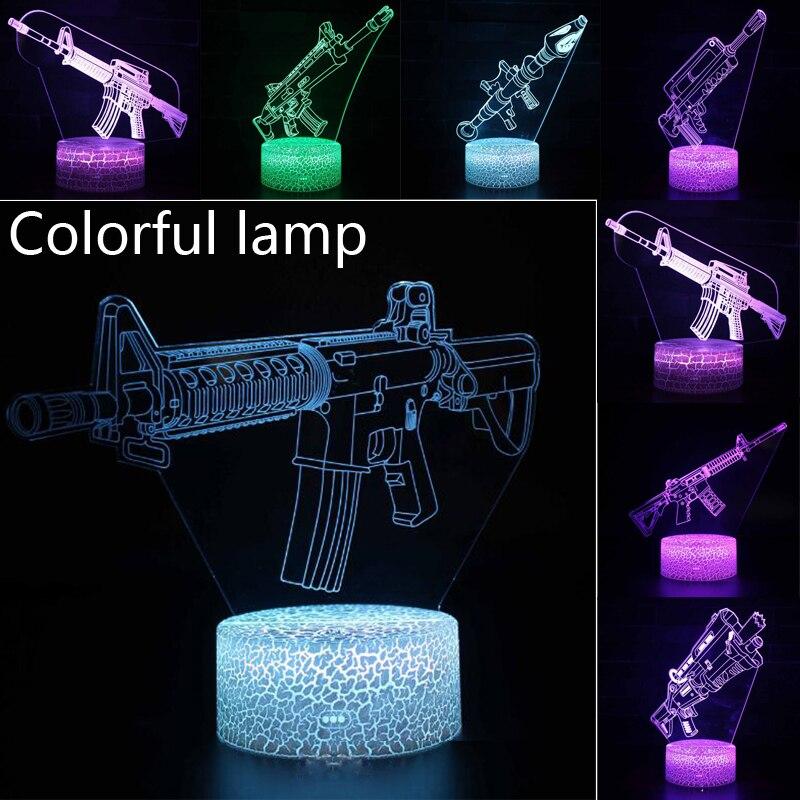 акриловая кислота все товары трехмерный настольная лампа ночная лампа прикроватная лампа LED зрительная лампа праздник ...