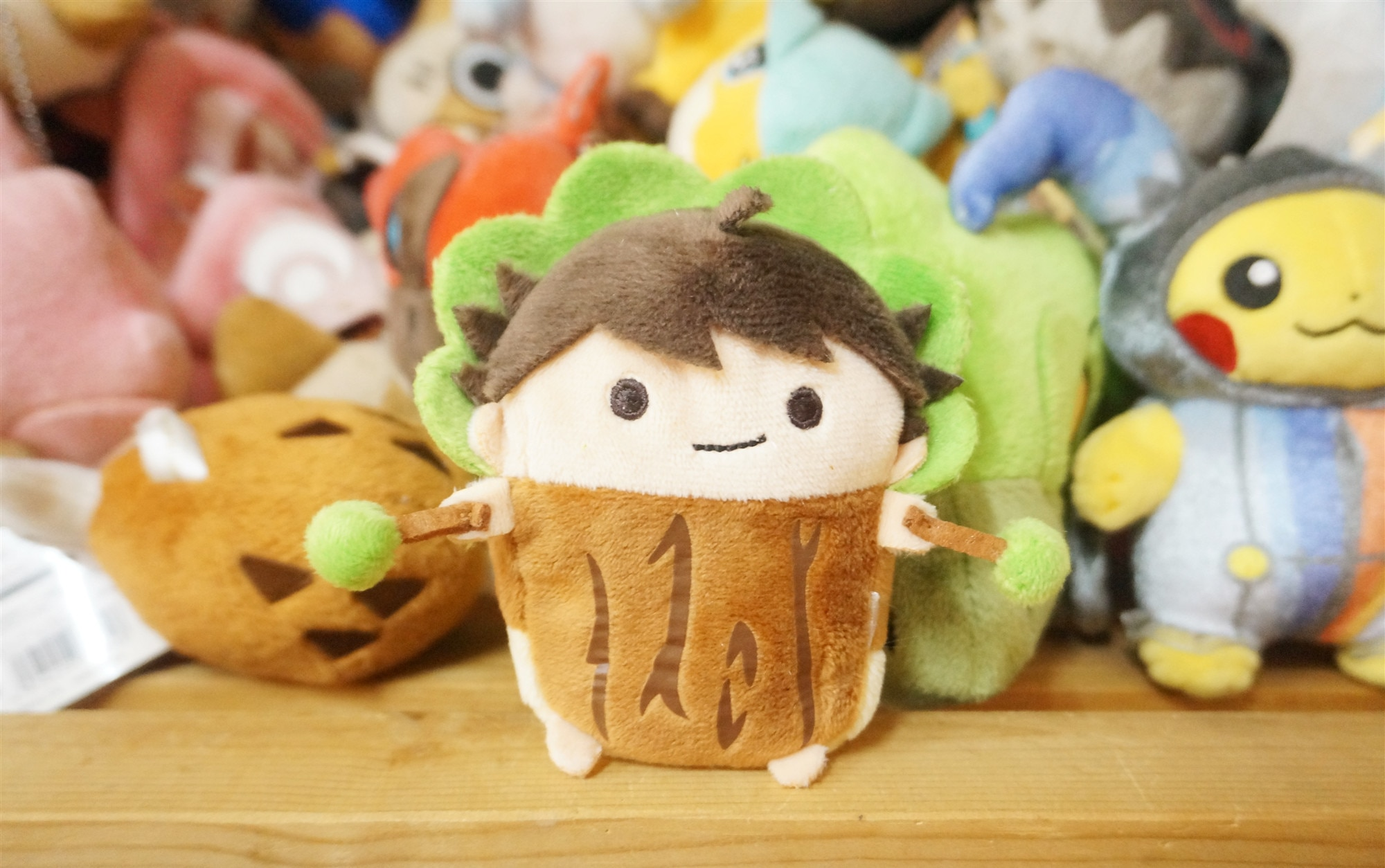 Original Cute Anime Haikyuu!! Volleyball Athlete Oikawa Collection Model Kids Toys Doll Gift