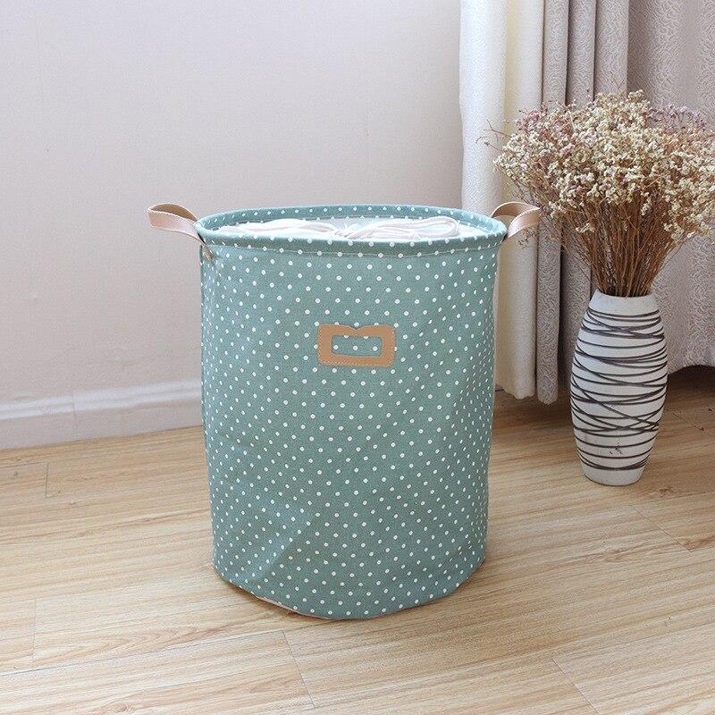 Cesta de la ropa a prueba de agua, cesta de almacenamiento de ropa colorida, cesta de almacenamiento de ropa para el hogar, cesta de almacenamiento de juguetes para niños
