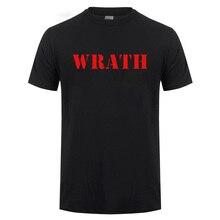 Colère limitée sélection naturelle Logo imprimé T-Shirt pour hommes hommes coton vêtements de rue à manches courtes col rond T-Shirt drôle T-Shirt