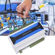 Ethernet industriel de dispositif de télécommande de module de relais de réseau dip dethernet de 8 canaux au relais Bistable RS485