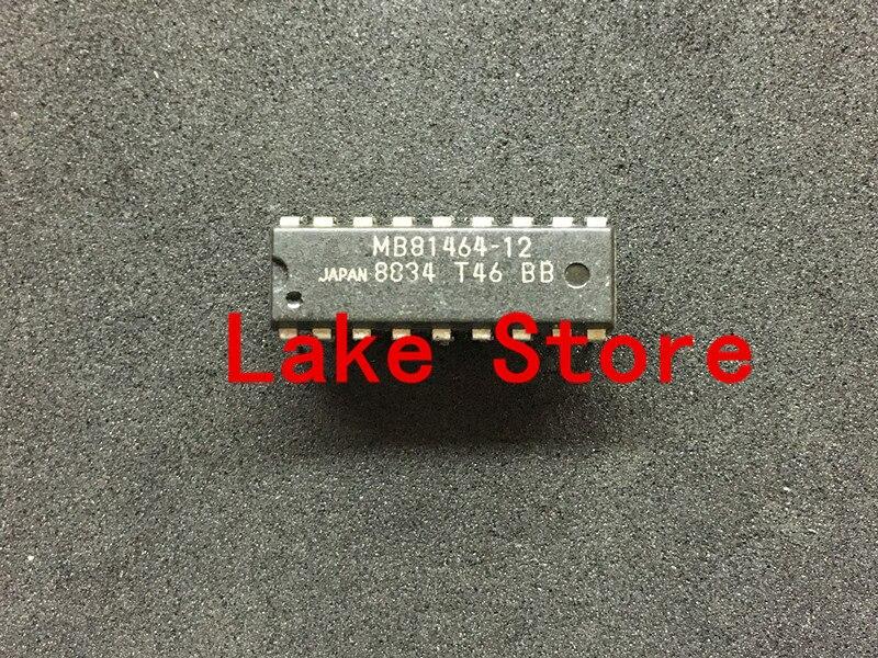 5 unids/lote MB81464-12 MB81464-10 DIP-18 MB81464