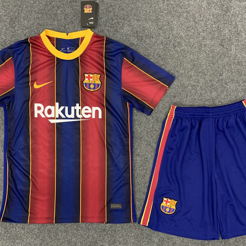 Camiseta de fútbol de talla europea para hombre, Conjunto de camiseta de...