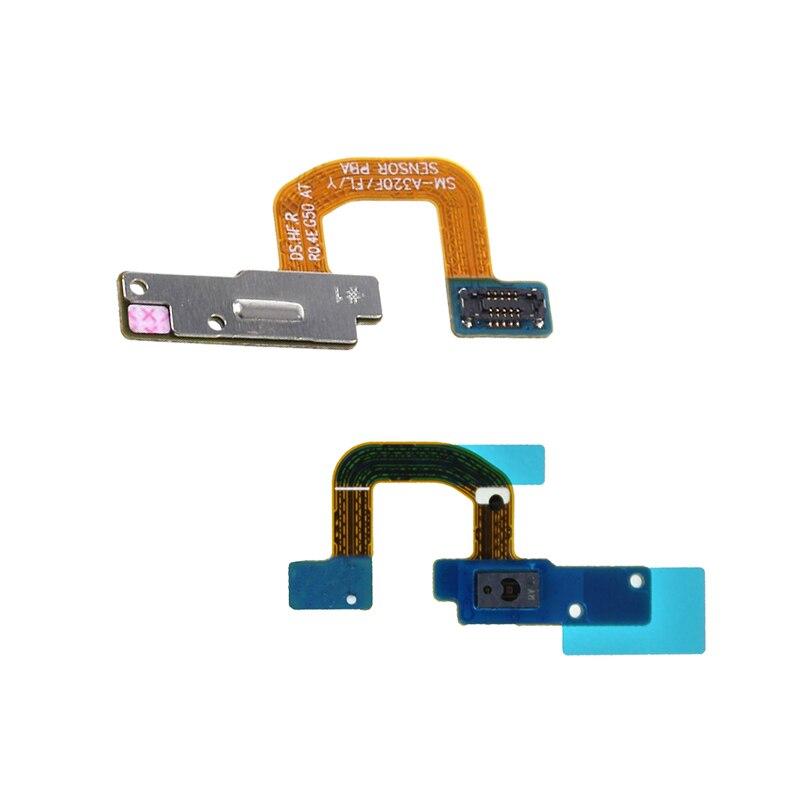 Sensor de proximidad cinta de cable Flex de reemplazo para Samsung Galaxy A3 A5 A7 2017 A320 A520 A720 A320F A520F A720F