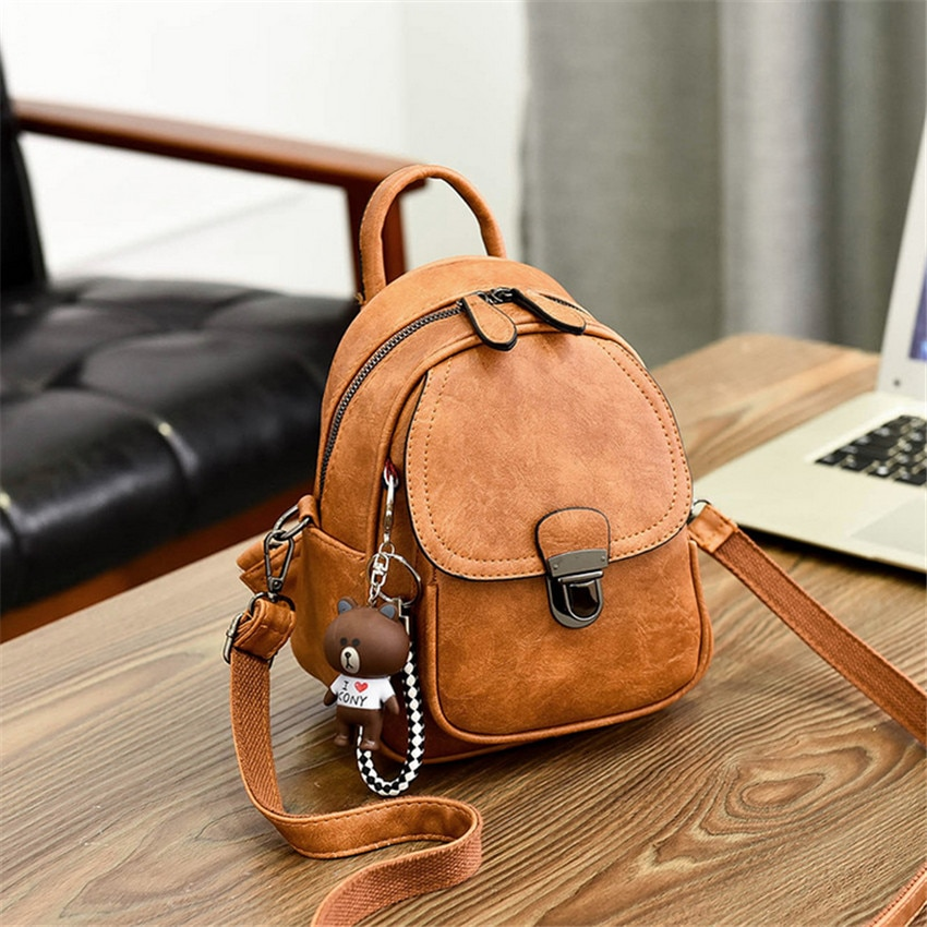 Mochilas De Mujer  Mochila Cuero Mujer Women Backpack Leather