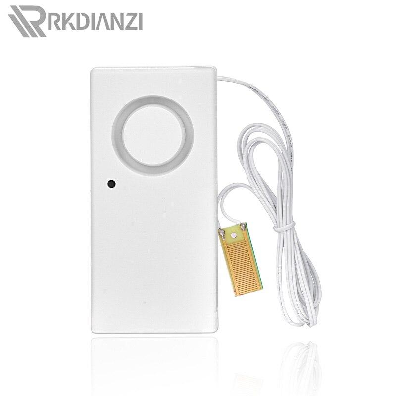 Alarma de casa inteligente... Detector de fugas de agua independiente Sensor de...