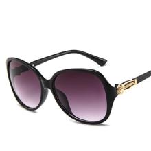 Lunettes de soleil polarisées or pour femmes   Marque de luxe surdimensionnées, lunettes de soleil à fleurs classiques, lunettes de soleil élégantes de styliste pour dames, 2020