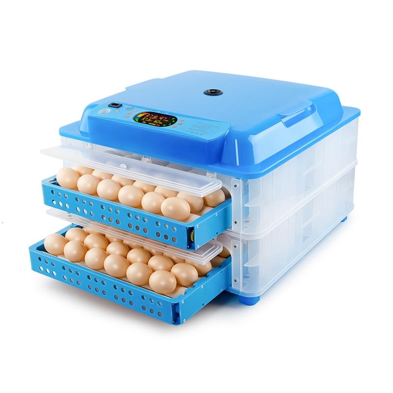 Cama de água automática incubadora de ovos china incubação máquina de frango termostato inteligente para a clareza incubadora 220 v