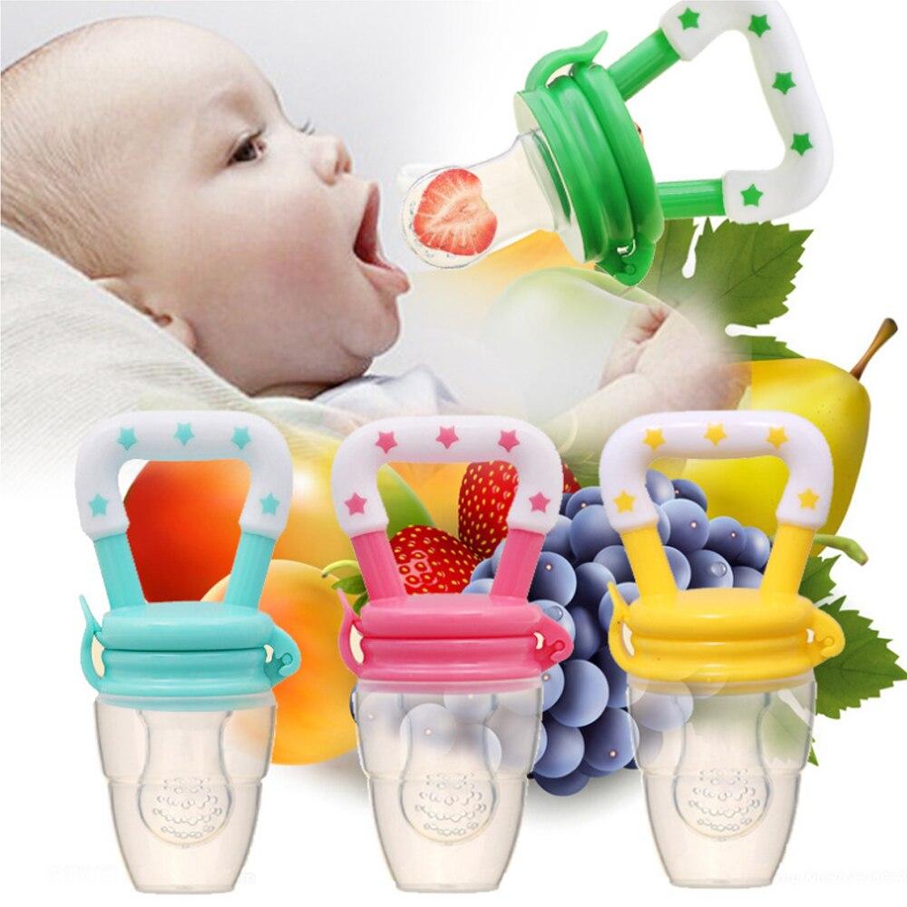 Детская соска свежий Еда Nibbler для соска для кормления детей фруктовая соска для кормления безопасные материалы соска соски-пустышки бутыло...