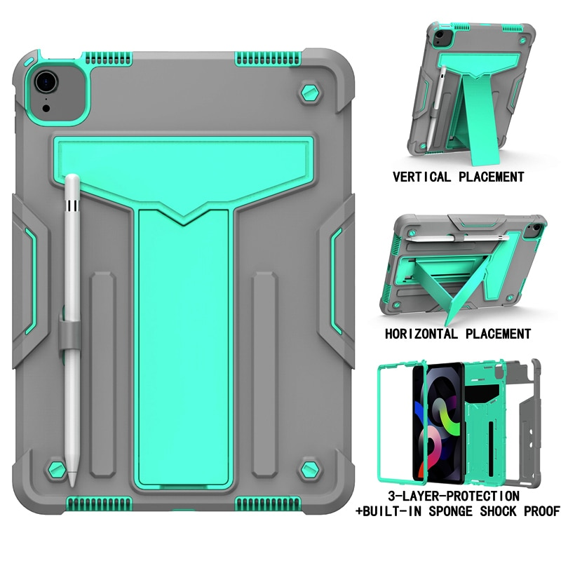 For 11 11 Proof A2068 2020 A2230) (A2228 Case Protective Heavy inch Duty Shock iPad A2231 pro