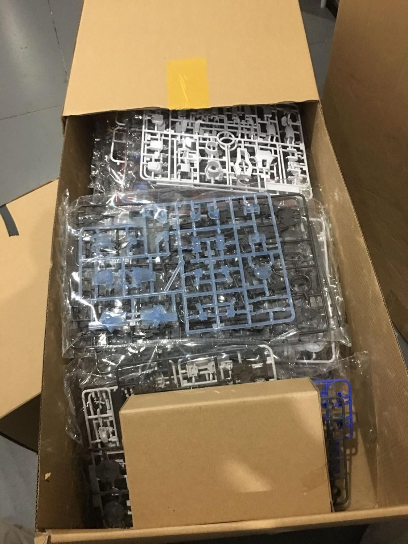Anime Mobile Suit Daban PG 1/60 Gundam Avalanche Exia GN-001Action Figure hot kids toys 33 cm assembly Robot model juguete