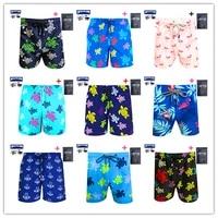 spring summer male swimsuit 2021 brand fashion brevilepullquin beach boardshorts men vilebre turtles swimwear 100 quick dry