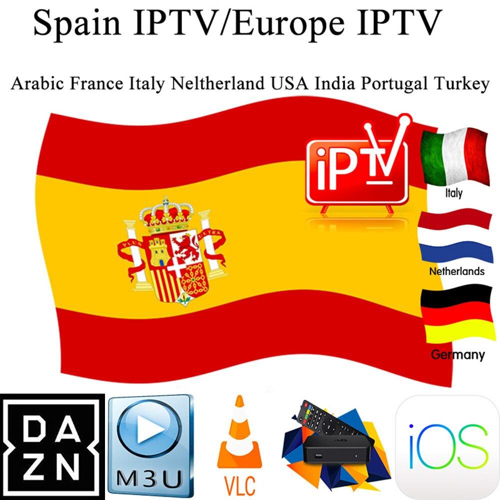 Мировое IPTV 1 год ip tv подписка Европа ip tv Португалия Испания Франция Италия США голландский Ip tv m3u для Smart tv Android Box X96 Mini