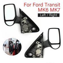 Автомобильное Внешнее зеркало заднего вида в сборе 4503735 4158406 4158417 для FORD TRANSIT MK6 MK7 2000 2013
