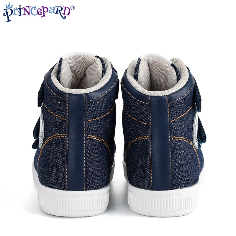 Princepard New Arrival Corrcetive Kids Shoes Flat Feet Shoes Medical Orthopedic Shoes For Toddlers With Arch Support Sneakers enlarge