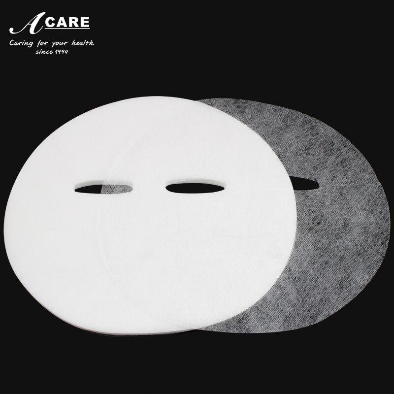 ACARE 50pcs Moisturizing Disposable Compressed Facial Mask Ultra-Thin Cotton Facial Sheet DIY Face S