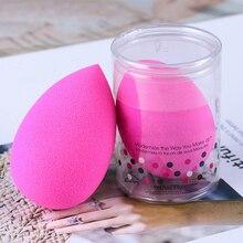 Water Drop Shape Cosmetic Puff Makeup Sponge Cosmetics Powder Foundation Concealer Cream Make Up Ble