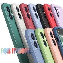 Luxury Original Liquid Silicone Phone Case For iPhone 11 12 Pro Max Mini X Xr Xs 6 6 S 7 8 Plus SE 2