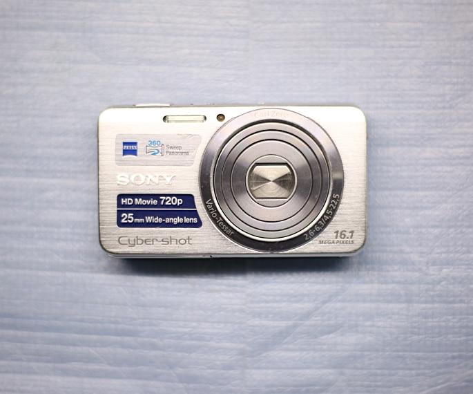 Cámara digital SONY Cyber-shot DSC-W630 CCD, 16,1 megapíxeles, 5X zoom óptico