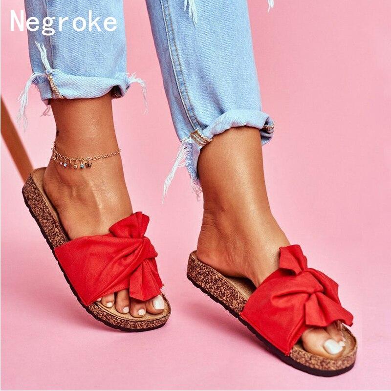Chinelos de verão sandálias de praia casual ao ar livre sapatos lisos chaussures femme chinelo feminino flip flops pantuflas