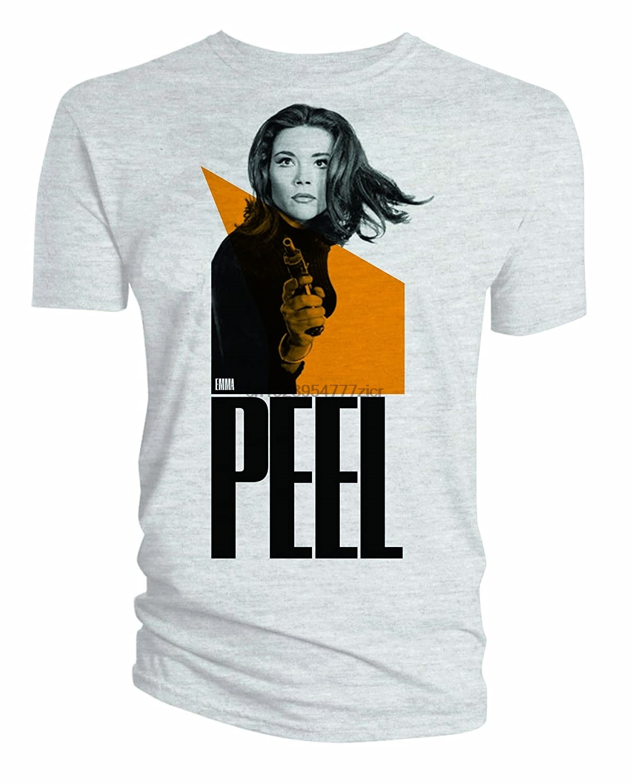 Мужская футболка Emma Peel