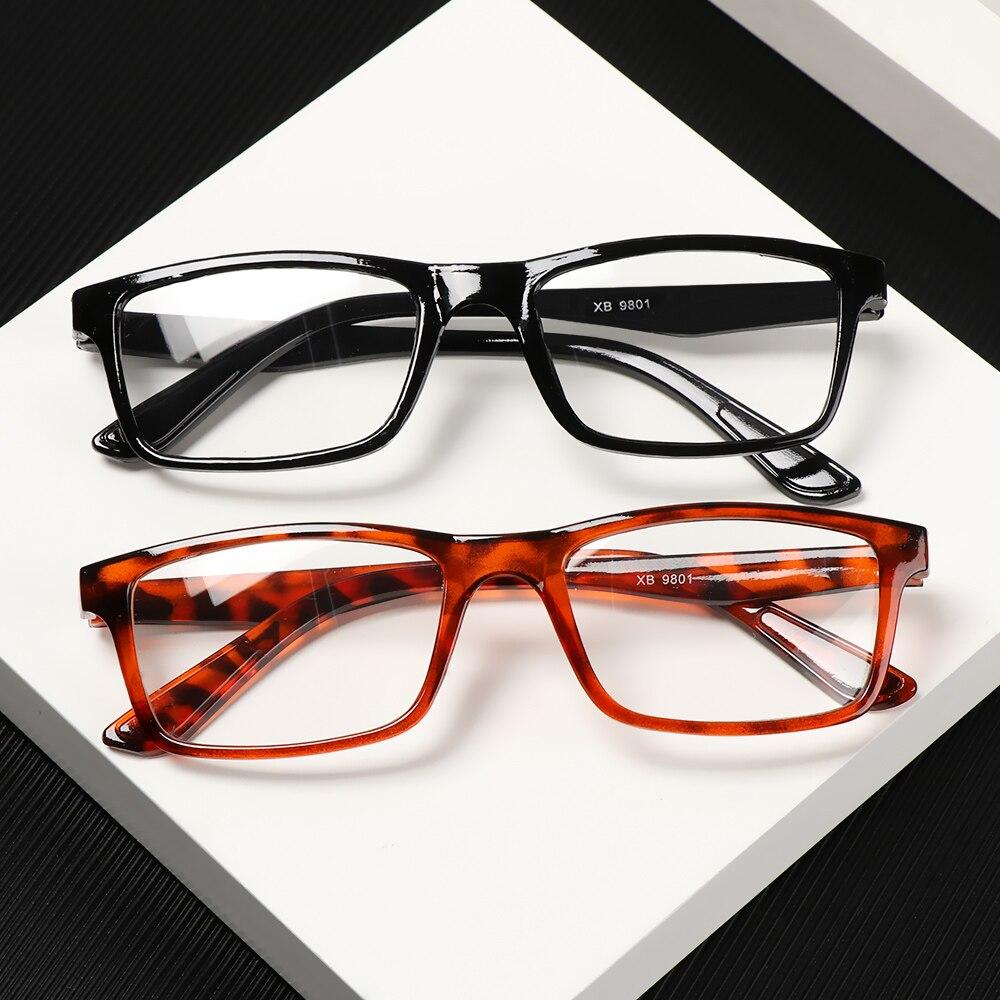 1pc ultraleve unisex óculos de leitura lente clara anti raios azuis presbiopia óculos computador quadro + 1.0 ~ + 4.0