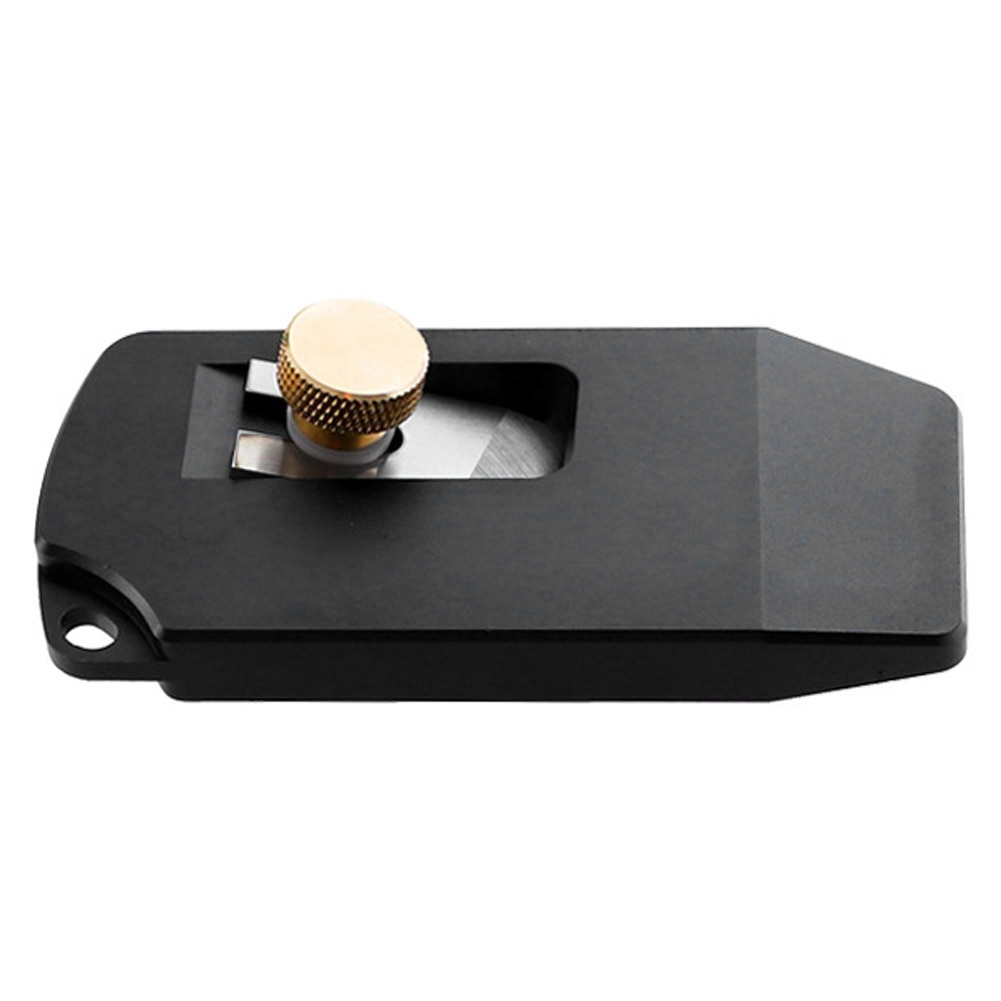 Portable Double Edge Trimmer Wood Edge Banding Machine Manual Tail Trimming with Blades Woodworking Tool Hand Planer Tool Black leather edge snips 1 1 5 2 2 5 mm stainless steel edge clamp device hand tool edge creasing press line tool home diy edge holder