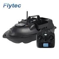 v010 flytec gps 4 intelligent positioning 500m control auto navigation return carp fishing bait boat