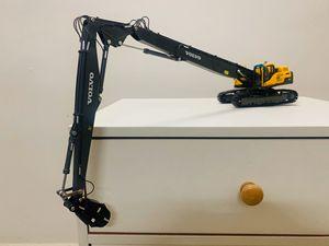 EC480D Dismantling Long Boom Metal Tracks 1:50 Scale DieCast Model