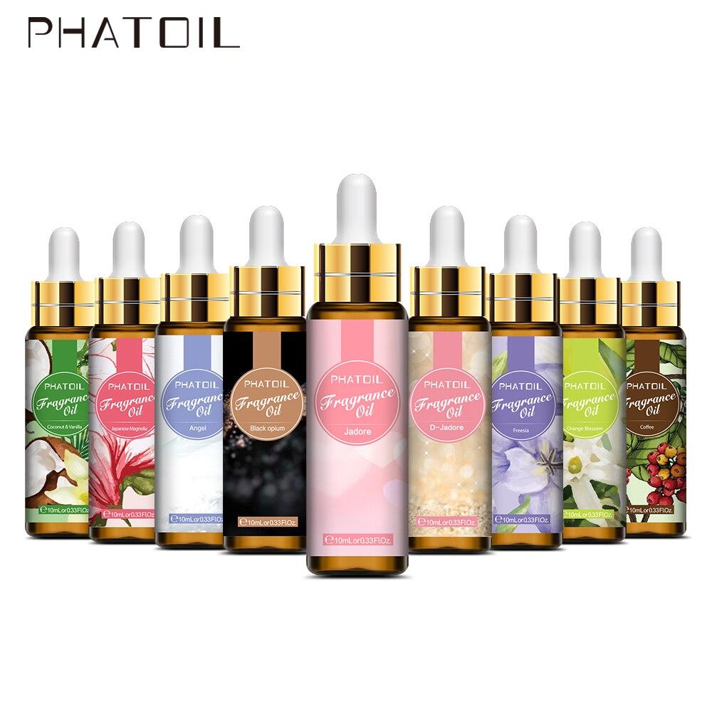 10 мл с капельницей, черный опий, ароматизатор, масло для духов, Jadore Angel, белый мускус, Орхидея, кофе, магнолия, ароматизатор, масло