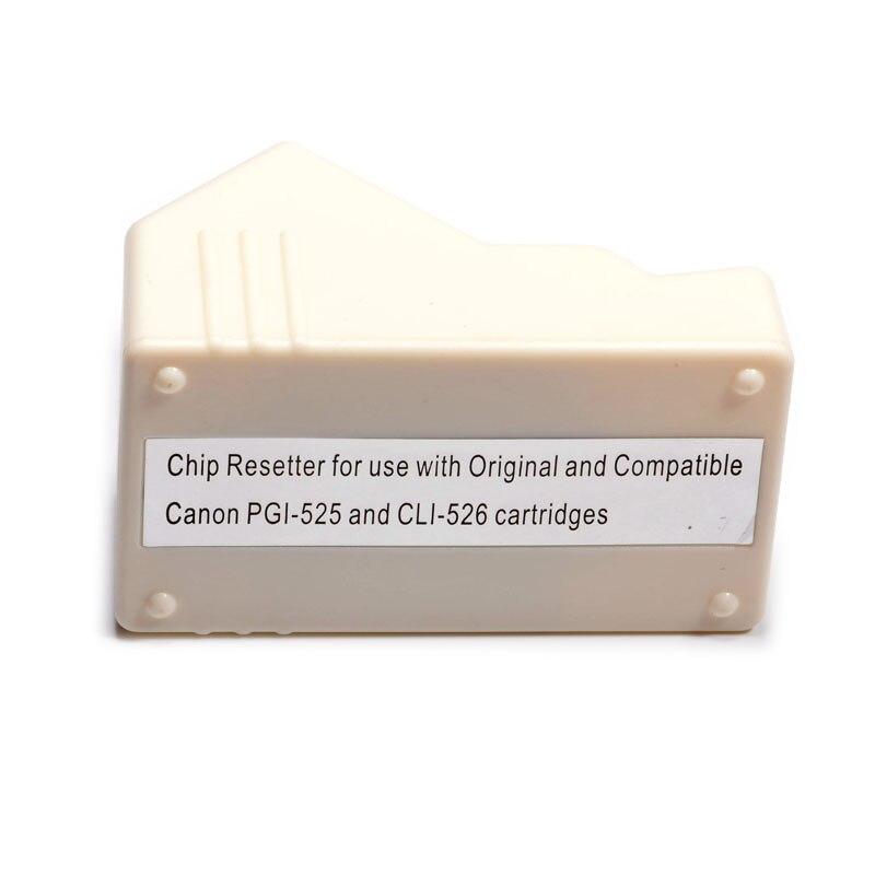 Cartucho Chip reseteador para Canon PGI-525 CLI-526 para Canon IP4850 MG5250 MG5150 MG6150 MG8150 MX885 impresora
