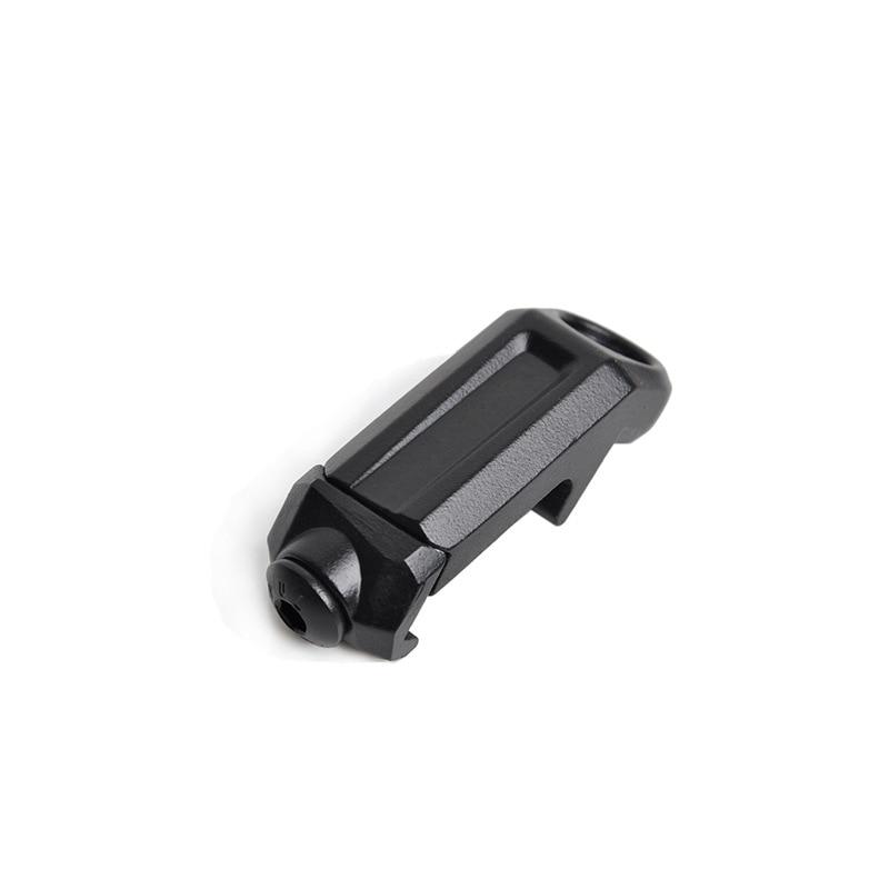 New Fits 20mm Rail Tactical RSA Sling Buckle Quick Detach QD Rail Sling Mount Buckle Adapter Rifle Airsoft Gun Accessories