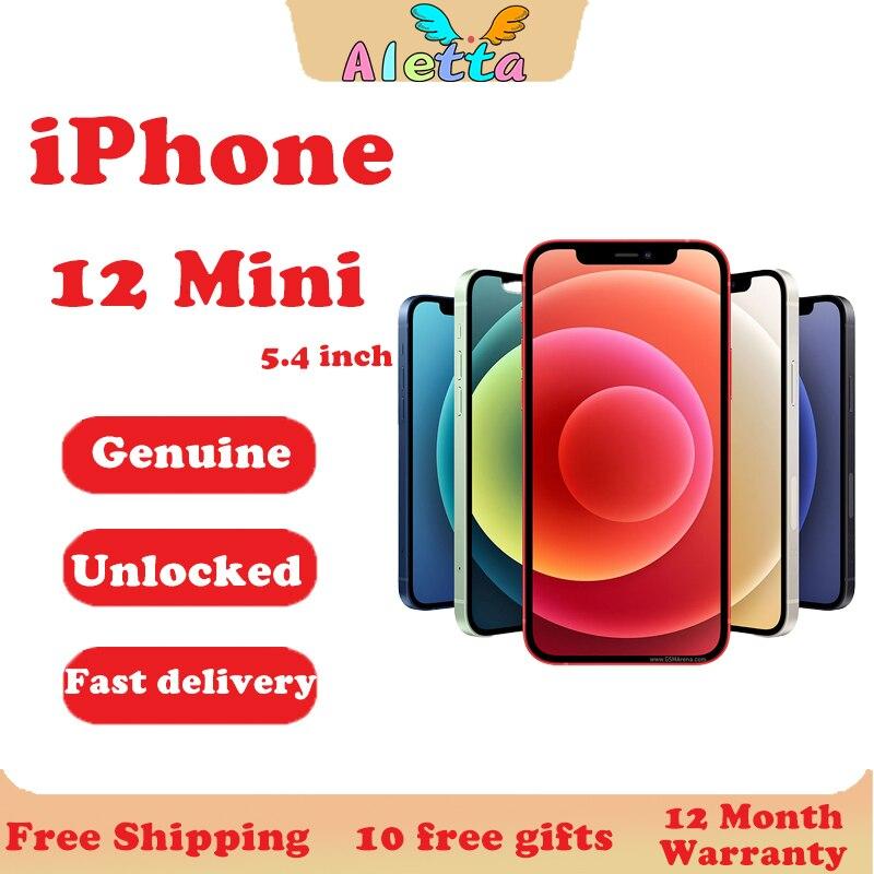 Unlocked Original Apple iPhone 12 Mini 5G 5.4