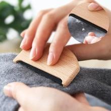 Щетка для волос, шерсть, ворс, пыль, липкая, удаление, кашемир, пилинг, ткань для удаления, кашемир, Машинка для удаления катышков со свитера бритва-расческа